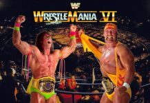 Hulk Hogan and Ultimate Warrior - WrestleMania 6