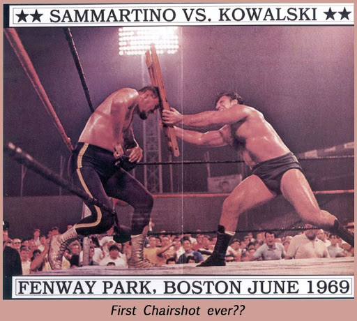 Killer Kowalksi and Bruno Sammartino met in the ring more times than I can count and never once disappointed.