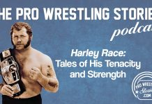"Harley Race was considered by many to be one of the legitimately toughest men to ever grace the squared circle. This is a man who beat polio as a child, survived cancer, plus a near-fatal car crash. As Bobby 'The Brain' Heenan once said, ""The only two men in the world that Andre the Giant feared were Meng and Harley Race."" He packed a hard punch and even his voice was enough to make the hardest of men tremble in fear. Not only was he tough, but he also had a heart of gold and looked out for his own. They don't make them like him these days. These stories show why!"