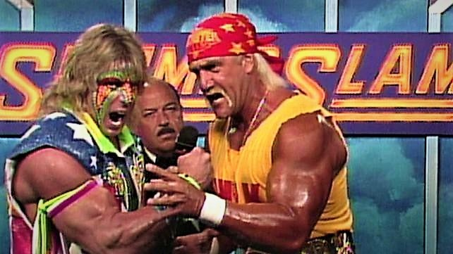 The very short-lived tag team of The Ultimate Warrior and Hulk Hogan did reunite at SummerSlam '91.