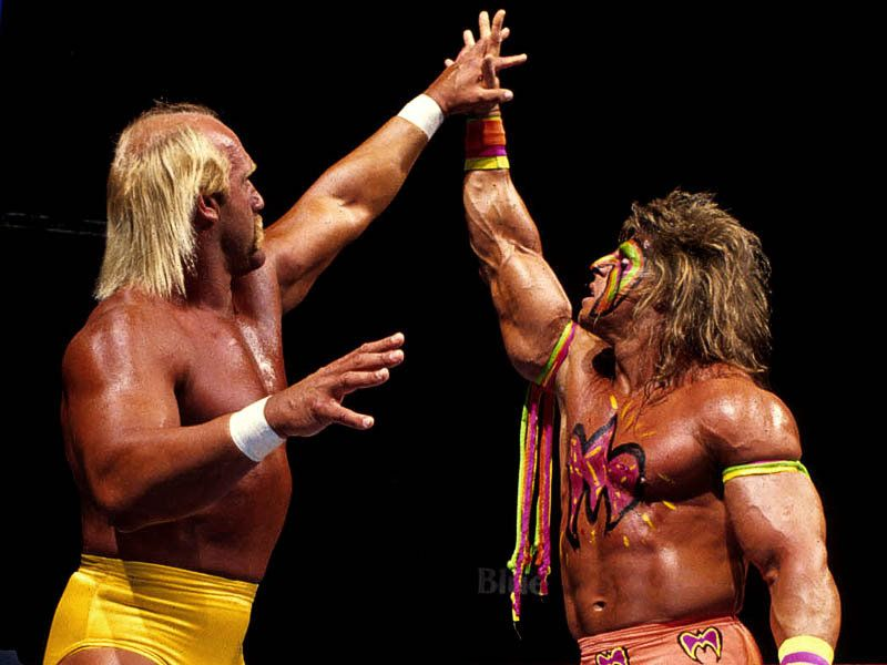 After Hulk Hogan and Ultimate Warrior met head-on, how well did WrestleMania 6 perform financially?