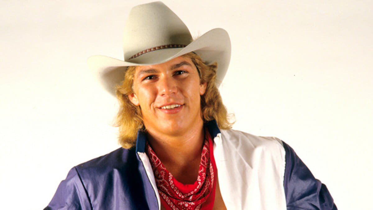 Wrestling's Sam Houston