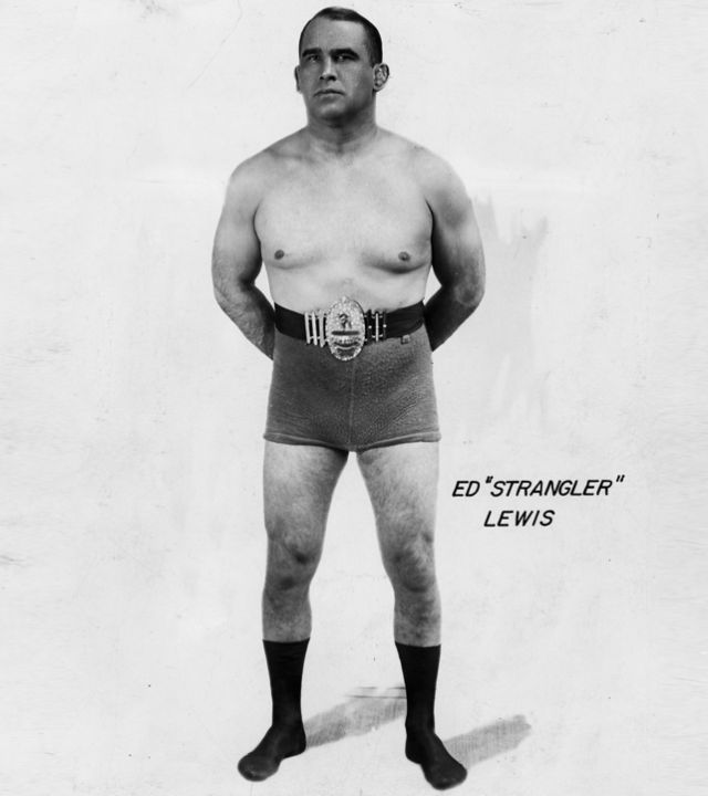 "An unforeseen encounter between JJ Maguire's grandfather and the legendary Ed ""Strangler"" Lewis may have changed wrestling forever."