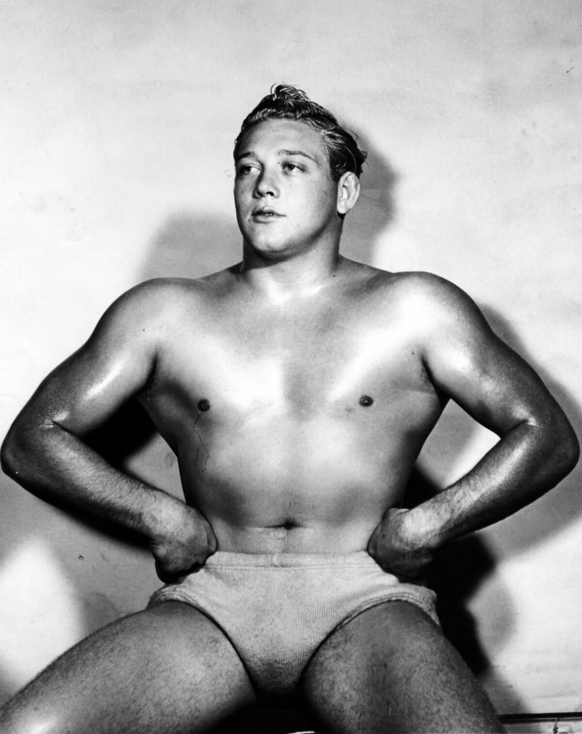 The Crippler Ray Stevens - One of the greatest wrestlers of all time.