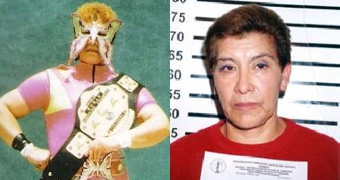 Lucha Libre | 5 Chilling Cases of Murder and the Paranormal -- Juana Barraza Samperio