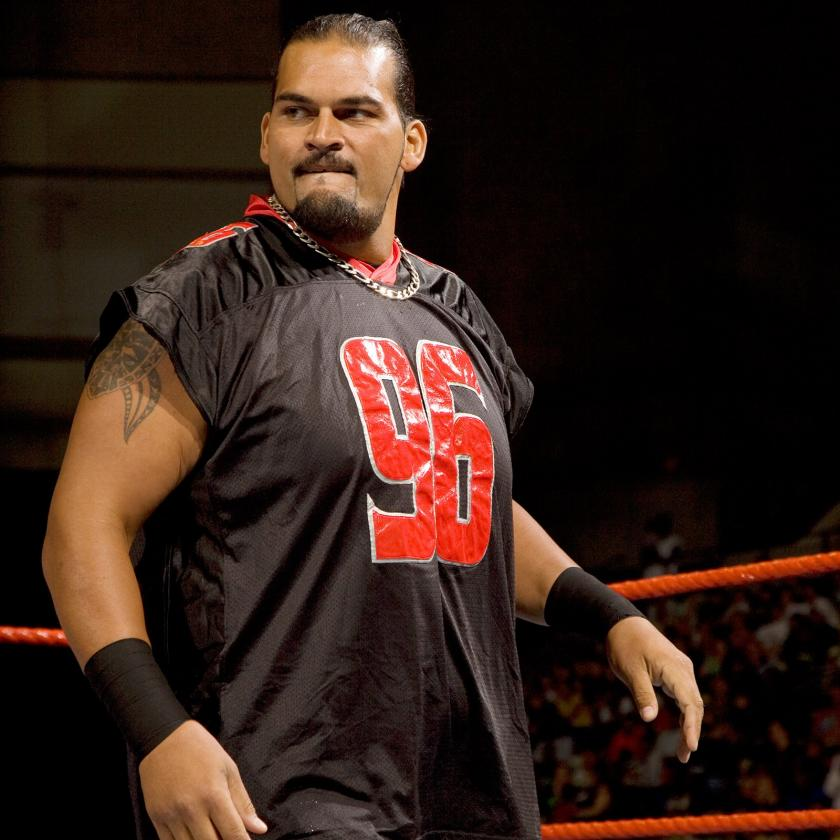 The brother of Roman Reigns, Matthew Anoa'i, better known as Rosey in the WWE.