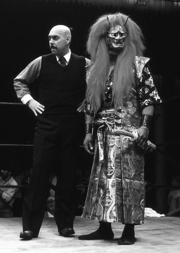 Gary Hart and The Great Kabuki