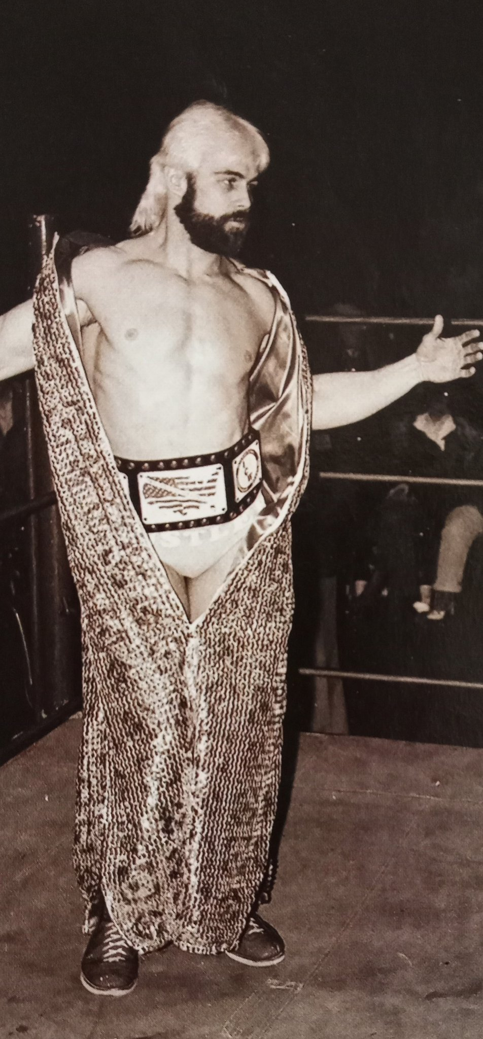 """""""Hustler"""" Rip Rogers was a very fine wrestler and is an even better trainer, with a wealth of knowledge of the sport that's beyond essential for young wrestlers to take heed."""
