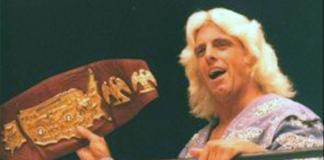 United States Champion Ric Flair.