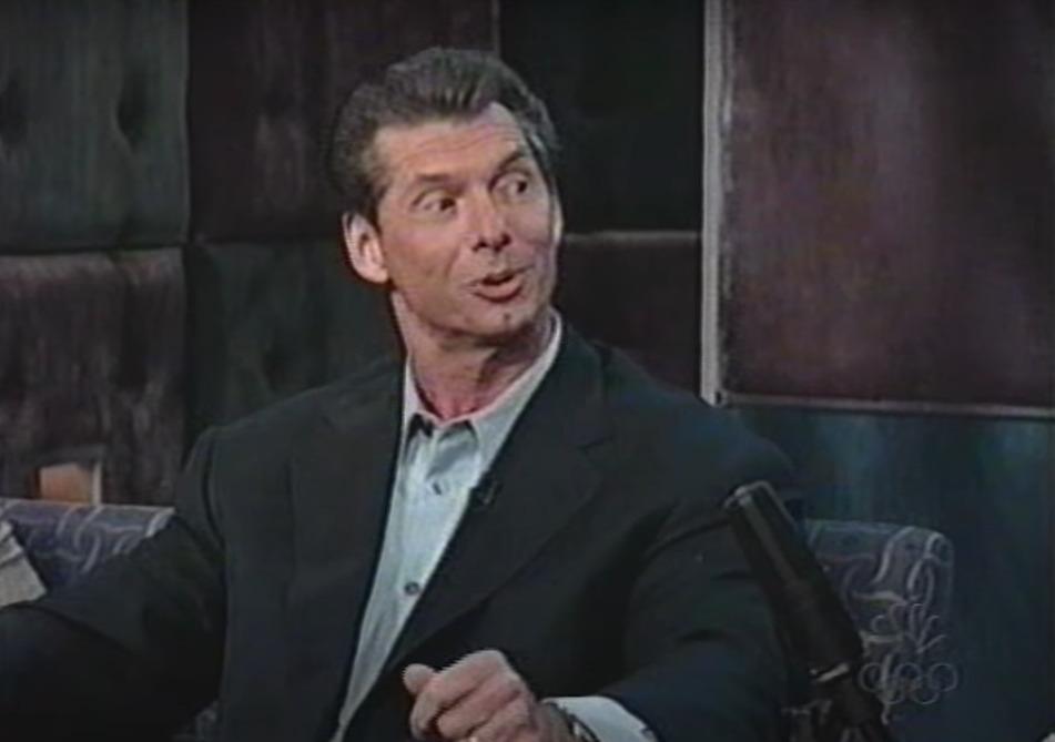 Vince McMahon on Conan O'Brien
