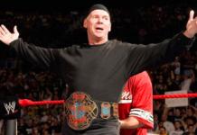 ECW Champion, Vince McMahon.