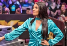 Zelina Vega was fired from WWE after opening an OnlyFans account.