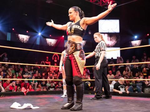 WWE NXT Results (8/1)