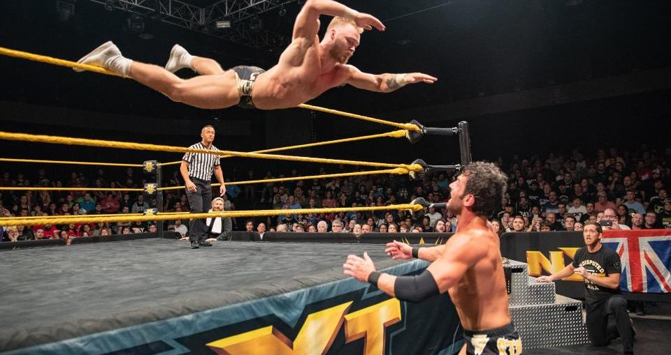 WWE NXT Results (8/15)