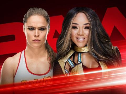 WWE Raw Results (8/6)