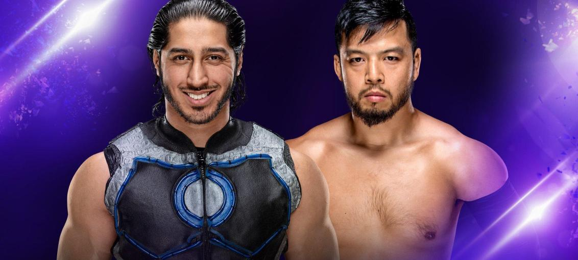 WWE 205 Live Results (8/7)