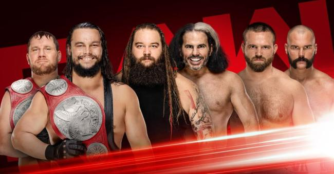 WWE Raw Results 8/13/18