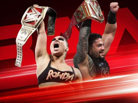 WWE Raw Results (8/20)