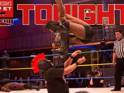 Lucha Underground Results (8/1)