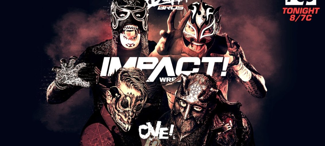 Impact Wrestling Results (8/2)