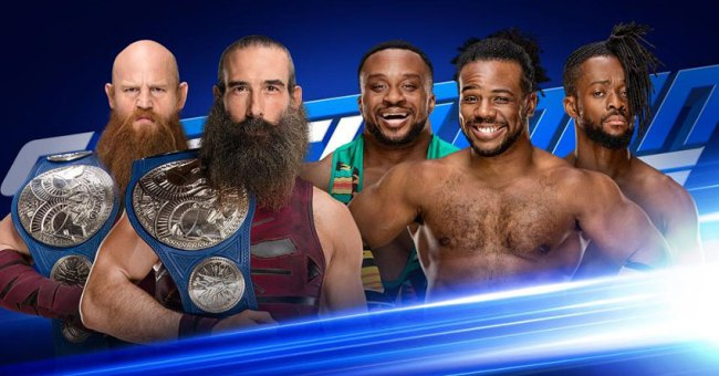 WWE SmackDown Live Results (8/21)