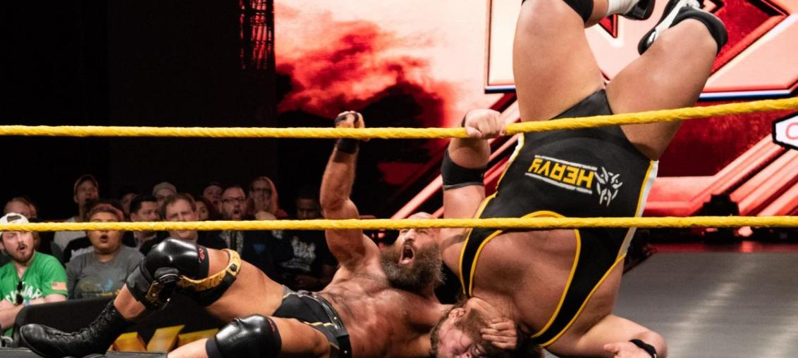 WWE NXT Results (9/26)