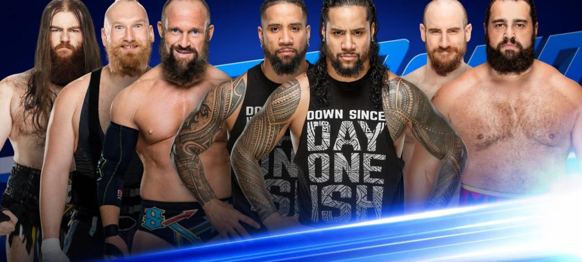 WWE SmackDown Live Results (9/4)