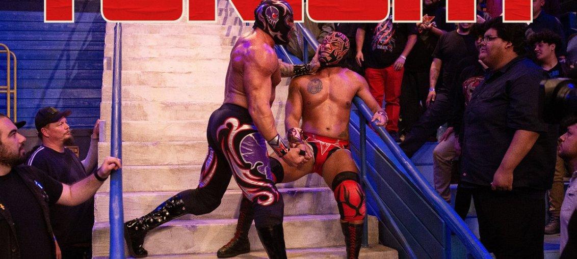Lucha Underground Results (9/12)