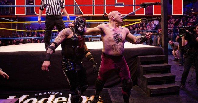 Lucha Underground Results (9/5)