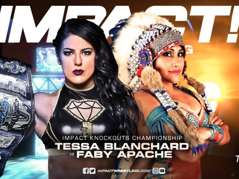 IMPACT Wrestling Results (9/27)