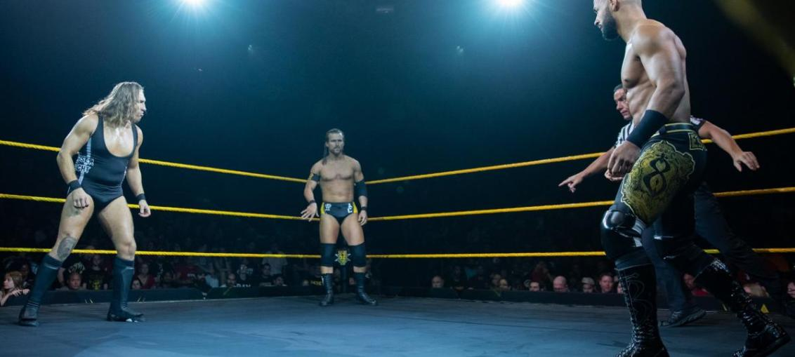 WWE NXT Results (10/10)