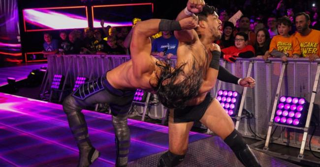 WWE 205 Live Results (10/24)
