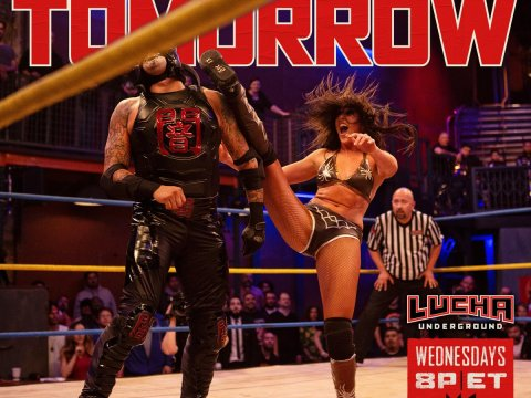 Lucha Underground Results (10/10)