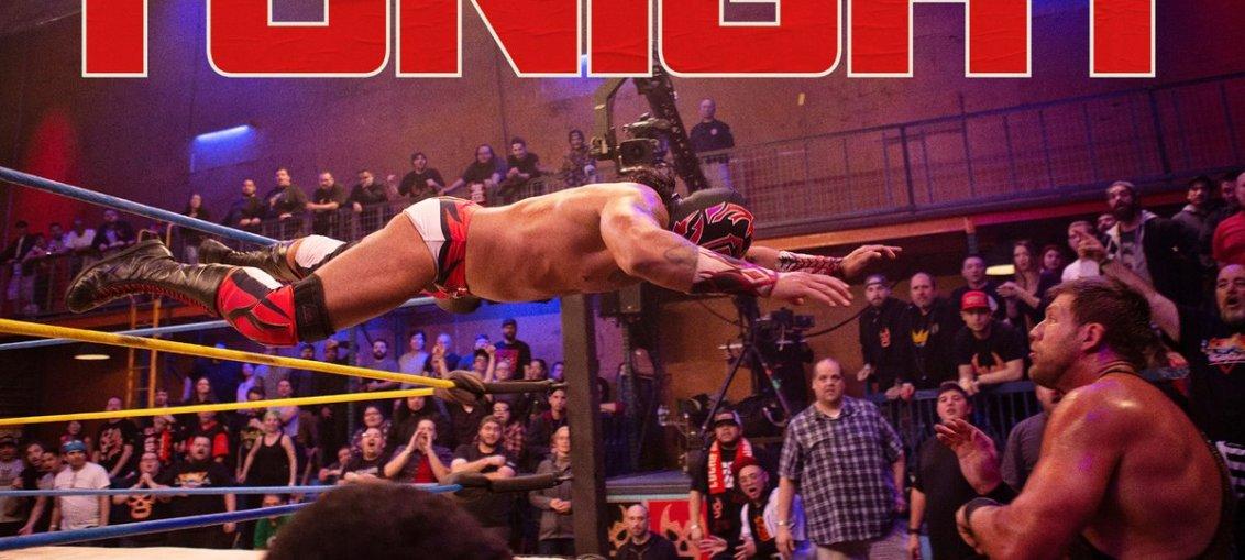 Lucha Underground Results (10/24)