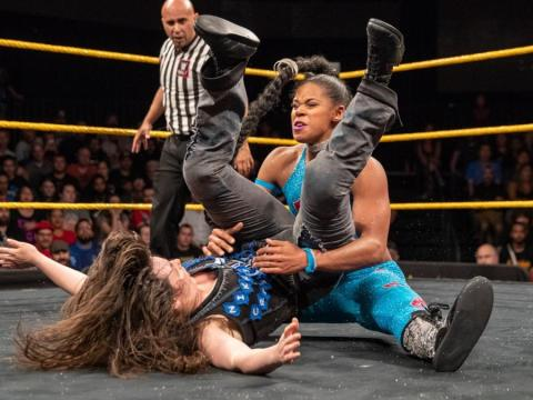 WWE NXT Results (10/17)