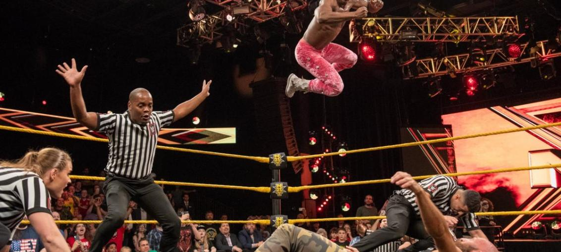 WWE NXT Results (11/7)