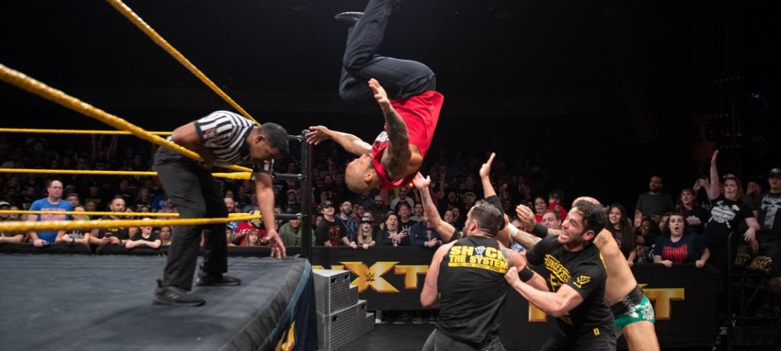 WWE NXT Results (11/14)