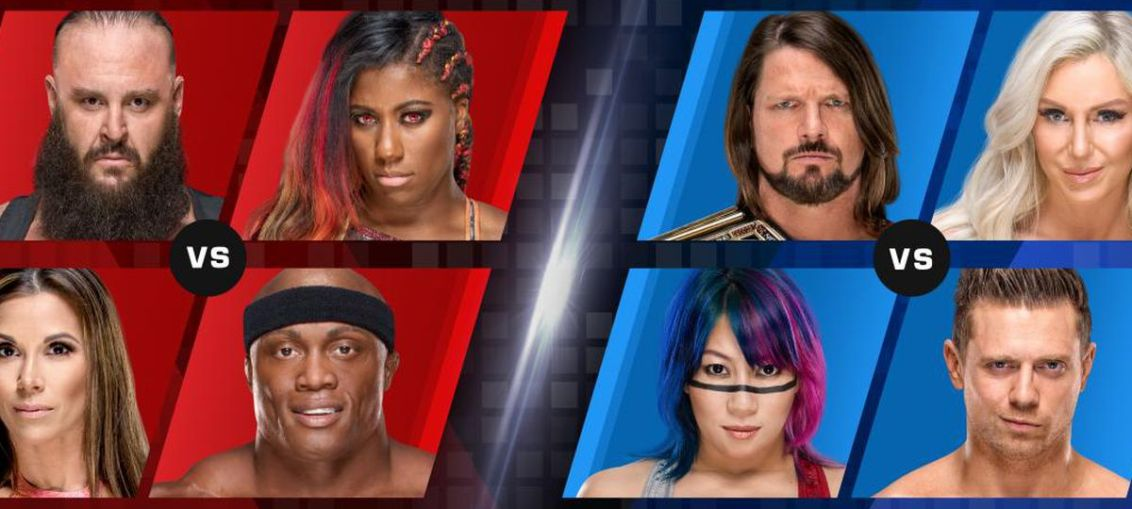 WWE Mixed Match Challenge Results - November 13, 2018