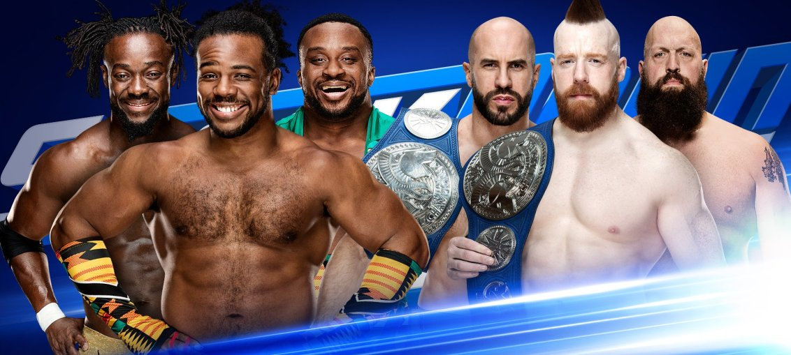 WWE SmackDown Live Results (11/13)