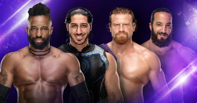 WWE 205 Live Results (11/28)