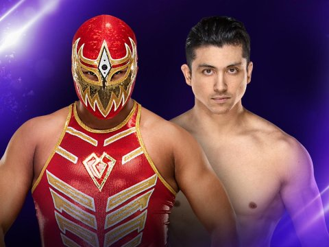 WWE 205 Live Results (11/21)