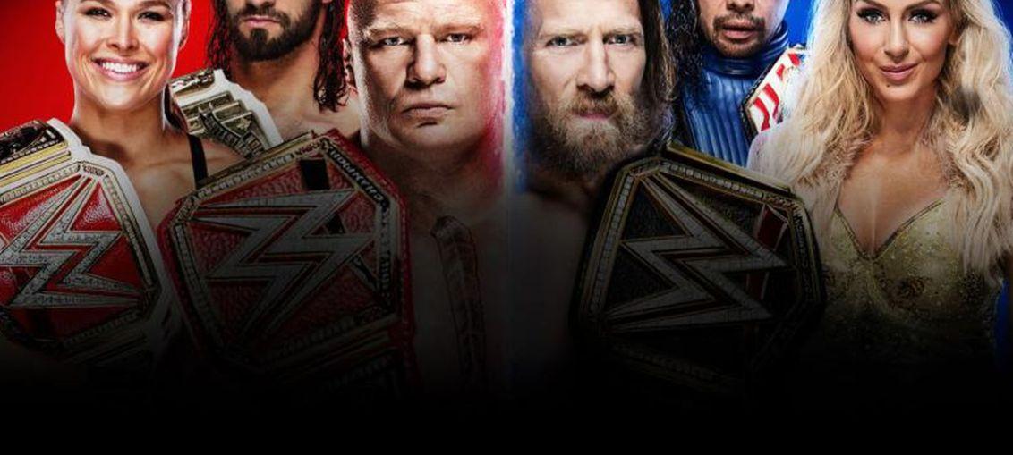 WWE Survivor Series 2018 Results
