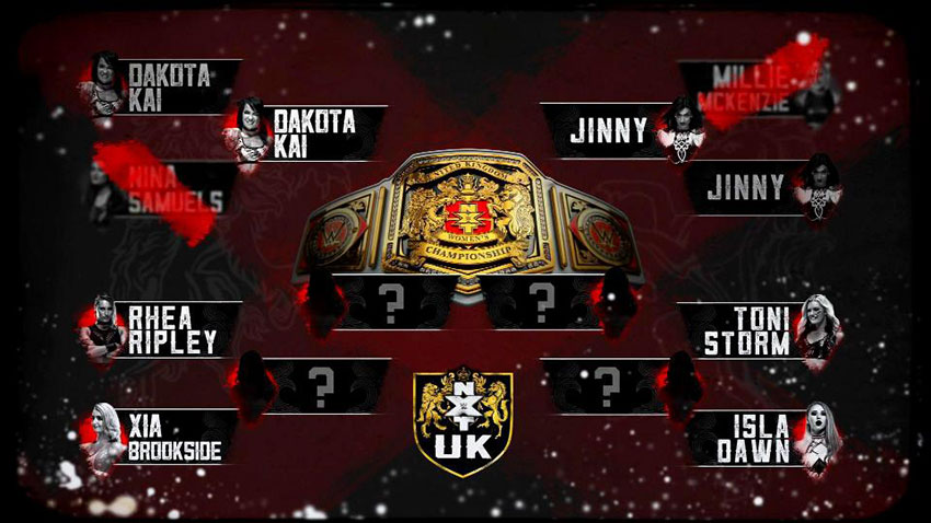 WWE NXT UK Results (11/21)