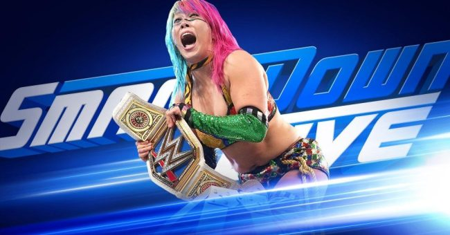 WWE SmackDown Live Results (12/18)