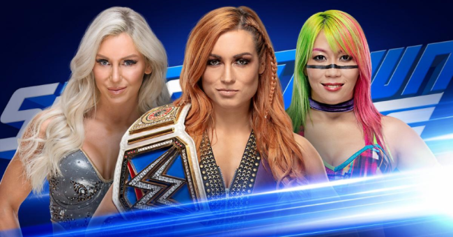 WWE SmackDown Live Results (12/4)