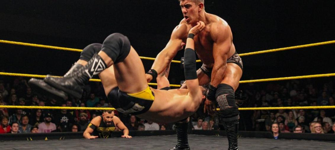 WWE NXT Results (1/9/19)
