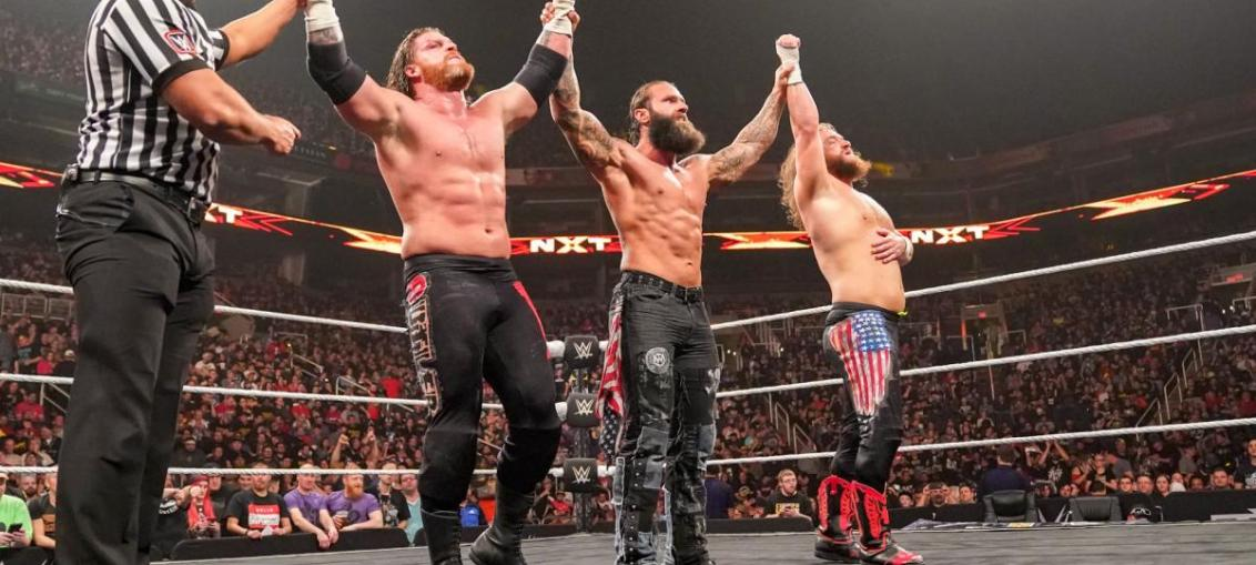 WWE NXT Results (1/30/19)