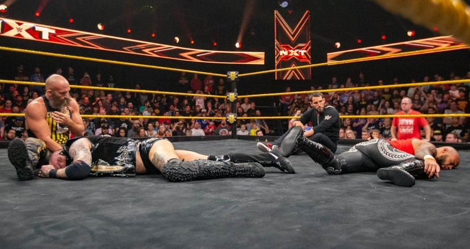 WWE NXT Results (1/23/19)
