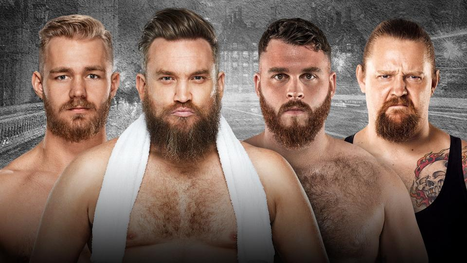 WWE NXT UK Results (1/2/19)