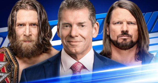 WWE SmackDown Live Results (1/22/19)